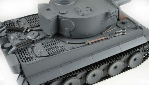 RC Panzer Amewi Metall Tiger 1 lackiert 008