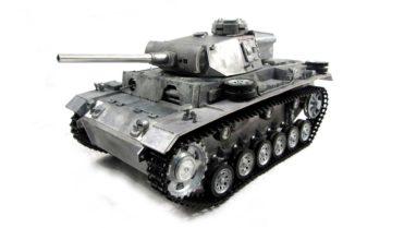 RC Panzer Amewi Metall Tiger 1 wüstentarn 001 1
