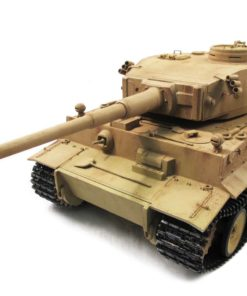 RC Panzer Amewi Metall Tiger 1 wüstentarn 001