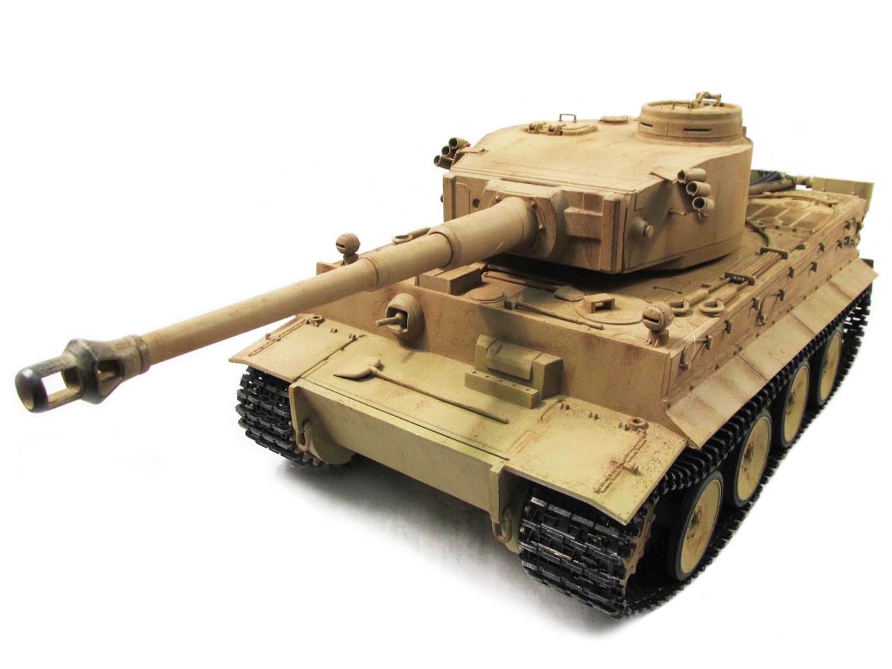 rc panzer amewi tiger i vollmetall mit true sound und bb. Black Bedroom Furniture Sets. Home Design Ideas