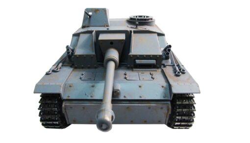 RC Panzer Amewi Metall Tiger 1 wüstentarn 002 4