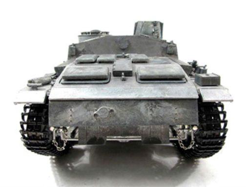 RC Panzer Amewi Metall Tiger 1 wüstentarn 003 3