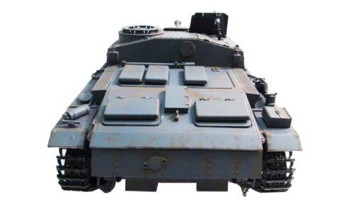 RC Panzer Amewi Metall Tiger 1 wüstentarn 003 4