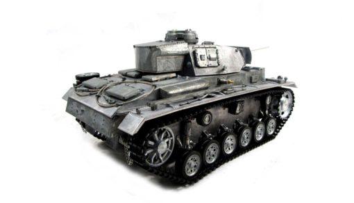 RC Panzer Amewi Metall Tiger 1 wüstentarn 004 1