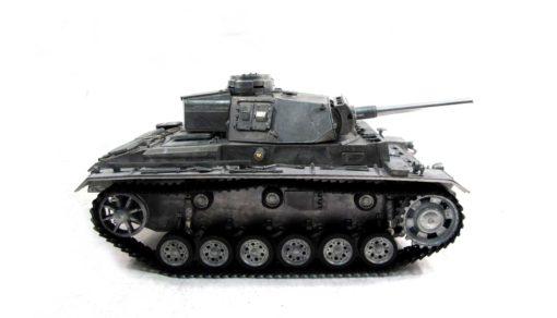 RC Panzer Amewi Metall Tiger 1 wüstentarn 005 1