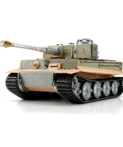 1/16 RC Tiger I Späte Ausf. unlackiert BB
