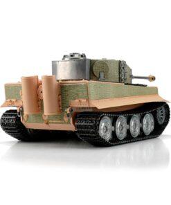 1/16 RC Tiger I Späte Ausf. unlackiert IR
