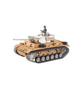 RC Panzer 3 torro pro unlackiert bb