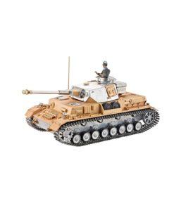 RC Panzer 4 torro pro unlackiert bb