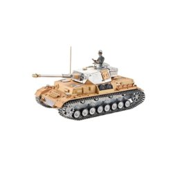 RC Panzer 4 torro pro unlackiert ir
