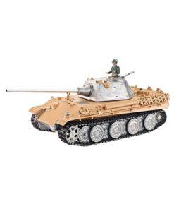 RC Panzer Panther Ausführung f torro pro unlackiert bb