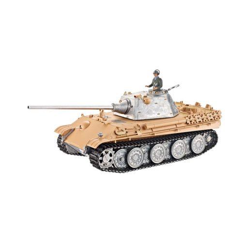 RC Panzer Panther Ausführung f torro pro unlackiert ir