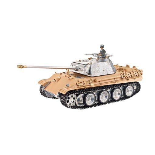 RC Panzer Panther Ausführung g torro pro unlackiert ir