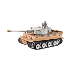RC Panzer Tiger 1 torro pro unlackiert ir
