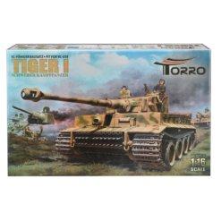 Tiger 1 bausatz 1 16