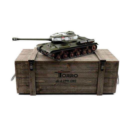 rc panzer is 2 grün torro pro 3