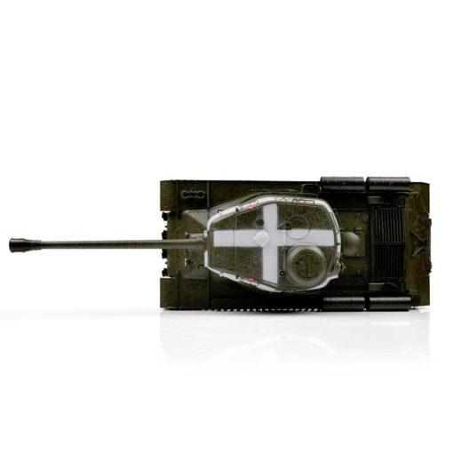 rc panzer is 2 grün torro pro 5