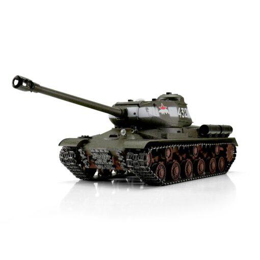 rc panzer is 2 grün torro pro