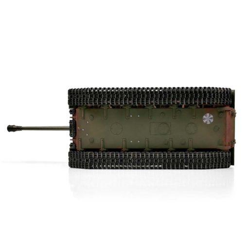 rc panzer is 2 grün torro pro 6