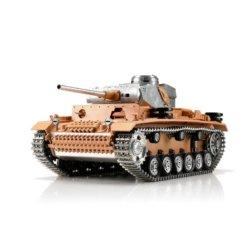 torro panzer III metallversion unlackiert 1