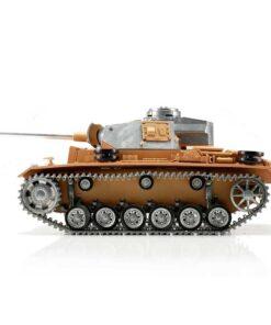 torro panzer III metallversion unlackiert 3