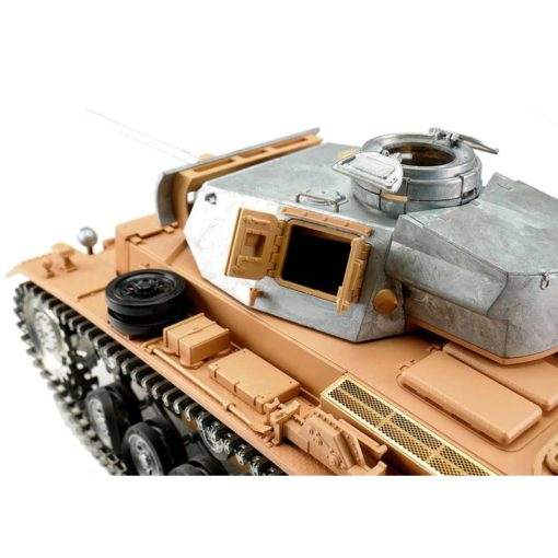 torro panzer III pro ir unlackiert 4
