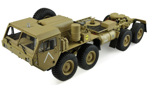 U.S. Militär Truck Zugmaschine sandfarben RC Panzer Depot 1