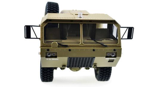 U.S. Militär Truck Zugmaschine sandfarben RC Panzer Depot 2