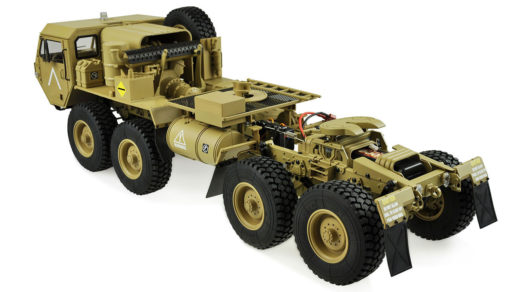 U.S. Militär Truck Zugmaschine sandfarben RC Panzer Depot 4