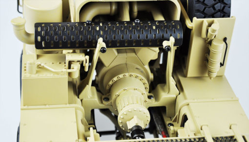 U.S. Militär Truck Zugmaschine sandfarben RC Panzer Depot 7