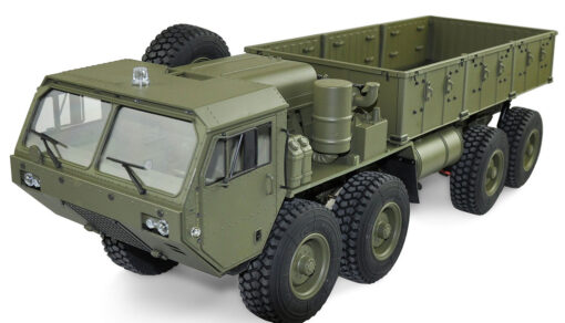 U.S. Militär Truck mit Ladefläche military grün RC Panzer Depot 2