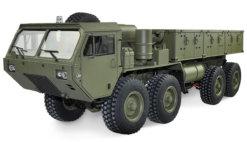 U.S. Militär Truck mit Ladefläche military grün RC Panzer Depot