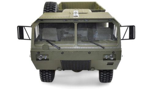 U.S. Militär Truck mit Ladefläche military grün RC Panzer Depot 3