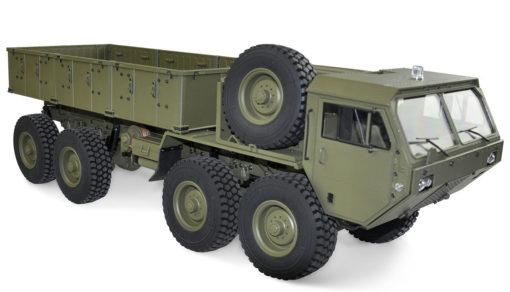 U.S. Militär Truck mit Ladefläche military grün RC Panzer Depot 4