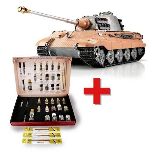 RC Königstiger Torro Pro mit Solutions Box