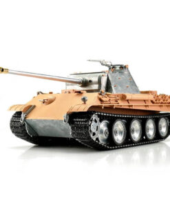 RC Panther G IR Torro Pro Edition unlackiert