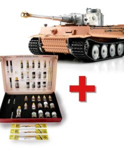 1/16 RC Tiger I Früh Ausf. unlackiert