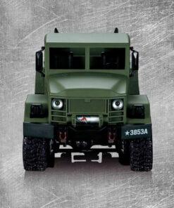 RC US Militaer Truck in Gruen