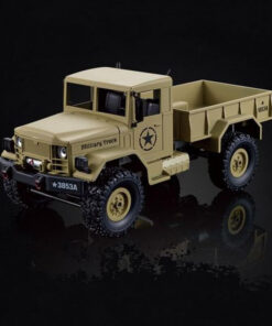 RC US Militaer Truck in Sand
