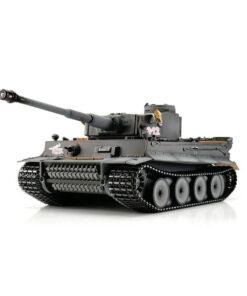 Tiger I Frühe Ausführung Grau IR-Schussfunktion